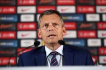 """Martin Glenn: """"La búsqueda del nuevo seleccionador inglés está en marcha """""""
