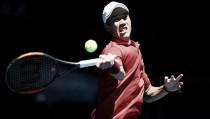 Nishikori supera Chardy e avança à terceira rodada em Melbourne