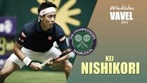 Wimbledon 2016. Kei Nishikori: la hierba como asignatura pendiente