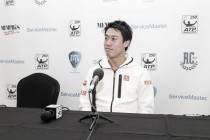 """Kei Nishikori: """"Este es uno de mis torneos favoritos, espero ganarlo de nuevo"""""""
