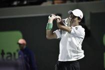 Nishikori sigue imponiendo su revés