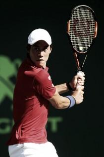 Nishikori sufre para dejar en el camino a Verdasco