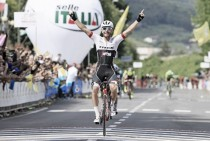 Giacomo Nizzolo no debutará hasta el Tour de Dubái por una tendinitis