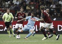 Risultato Napoli - Milan in Serie A 3-0