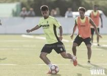 """Manu Trigueros: """"Estamos todos con muchas ganas"""""""