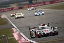 FIA WEC: Audi Goes 1-2 In First Shanghai Practice