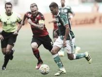 Resultado Vitória x Palmeiras pelo Brasileirão 2016 (1-2)