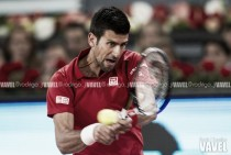 Djokovic lidera a Serbia en la Copa Davis