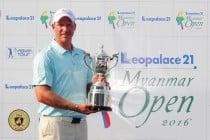 Shaun Norris Holds On To Win Myanmar Open