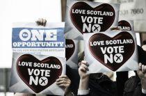 "Scotland says ""No"""