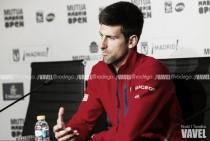 """Novak Djokovic: """"He jugado aún mejor de lo que lo hice contra Nadal"""""""