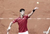 """Novak Djokovic: """"Cada Grand Slam te exige un esfuerzo extremo"""""""