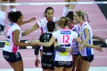 Volley, A1 femminile - Ottava di ritorno: Conegliano inarrestabile, Bolzano e Firenze salve