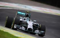 F1 qualifiche Brasile, a Interlagos domina Rosberg
