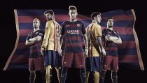 Ya hay nueva equipación para la temporada 2015-2016 del FC Barcelona