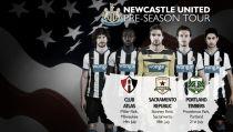 El Newcastle confirma su gira por Estados Unidos