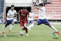 El Real Zaragoza sigue sin ganar fuera de casa