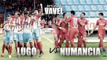 CD Lugo - CD Numancia: una victoria para ascender en la clasificación