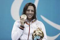 Nuria Marqués consigue el oro en los 400 metros libres