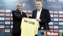 """Fran Escribá: """"Si tuviéramos ahora la previa de Champions diría que pasamos"""""""