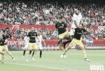 Simeone reaccionó... sin resultado
