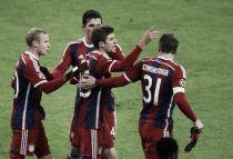 Tutto facile per il Bayern Monaco: 3-0 al Cska