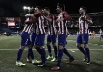 Atlético de Madrid vence Eibar com facilidade e encaminha classificação na Copa do Rei