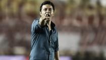 """Gallardo: """"Voy sacando buenas conclusiones para el futuro del club"""""""
