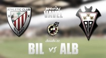 """Athletic Club """"B"""" - Albacete Balompié: duelo en la cumbre"""