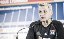 """Genesio sobre competir con el PSG: """"En el fútbol a veces hay sorpresas"""""""