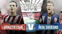 Athletic de Bilbao vs Real Sociedad 2015 en vivo y en directo online en la Liga BBVA