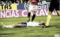 Fotos e imágenes del Real Zaragoza 1-2 Nàstic, jornada 27 de Segunda División