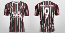 Fluminense amplia patrocínio e estampará Guaraviton nas mangas por R$ 4 milhões
