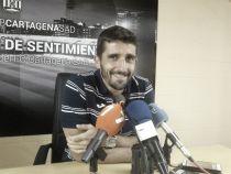 """Víctor Fernández: """"El Mérida se ha adaptado muy bien a su estadio"""""""