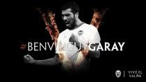 Ezequiel Garay, nuevo y último fichaje del Valencia