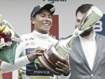 Nairo Quintana se quedó con la vuelta a Cataluña