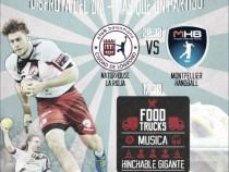 Previa Naturhouse La Rioja - Montpellier HB: la Champions vuelve a Logroño