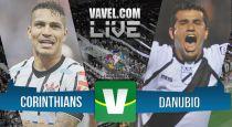 Corinthians x Danubio ao vivo online pela Copa Libertadores 2015