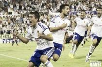 Fotos e imágenes del Real Zaragoza 1-0 SD Huesca, jornada 3 de Segunda División