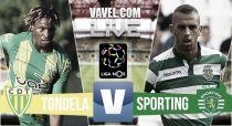 Resultado partido Tondela - Sporting en la Liga Portuguesa 2015 (1-2)