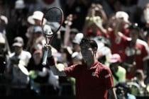 Nishikori apaliza a Müller