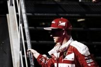 """Kimi Räikkönen: """"Sentía que podía lograr la pole"""""""