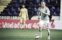 """Krohn-Dehli confirma su marcha: """"El partido del sábado será el último con la camiseta del Celta"""""""