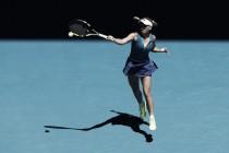 Wozniacki vuelve con victoria