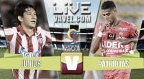 En vivo: Atlético Junior 0-0 Patriotas online Liga Águila 2016