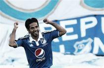 Fabián Vargas renovó con Millonarios