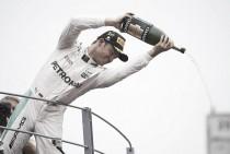 """Nico Rosberg: """"Fui capaz de controlar el ritmo"""""""