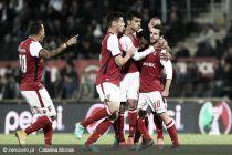 Los 'Guerreiros do Minho' conquistan Guimarães
