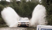 Rally de Lorca 2015: Álex Villanueva gana el primer asalto en tierra