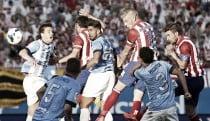 El Málaga se vuelve a cruzar en el camino